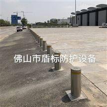 DB企业大门不锈钢止车升降路桩