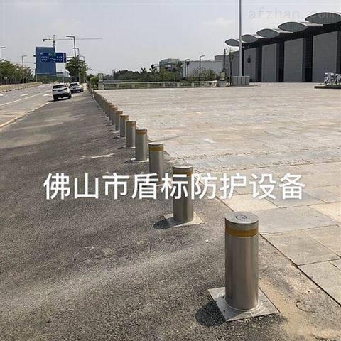 液压升降地柱阻车桩 防冲撞道路阻断器
