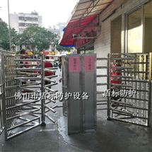 DB火车站旅客进出站不锈钢半高单向门厂家