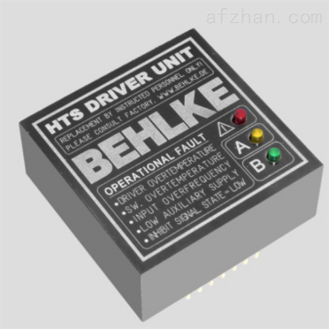 BEHLKE 固态开关应用介绍