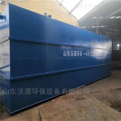 许昌电镀厂污水处理设备
