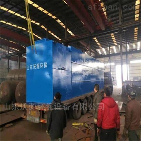许昌食品厂污水处理设备