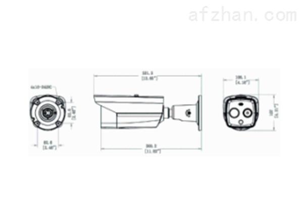 人体测温筒机