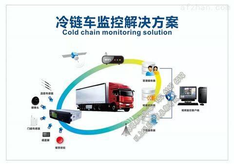 冷链车GPS北斗系统_冷冻车视频监控设备终端