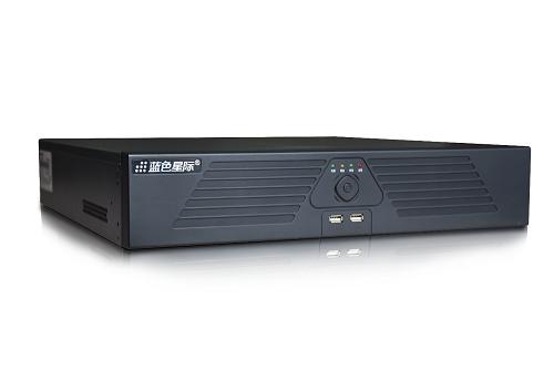 高保真清晰成像 海量存储铸就王者风范|蓝色星际BSR-NR9100H-CF系列视频压缩录像机