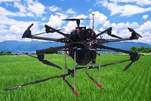 无人机飞进农村 这一价值你绝对想不到