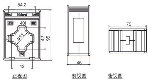 安科瑞ARD3系列智能电动机保护器示例图8