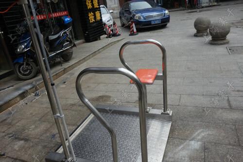 医用带扶手轮椅秤