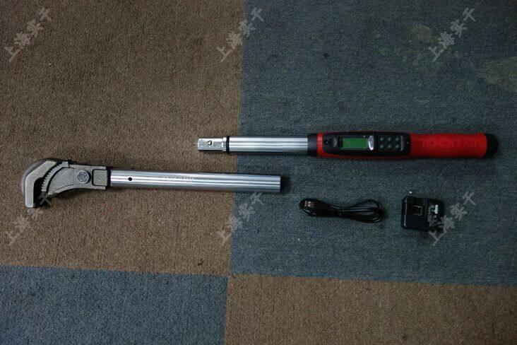 数显检测钢筋套筒扭力扳手图片