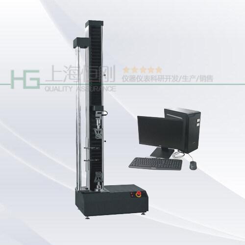 单柱电子拉力试验机