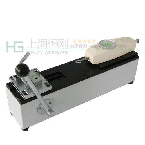 线束接线端子拉脱力设备图片  可配置表盘推拉力计