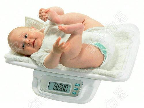 婴幼儿体检秤
