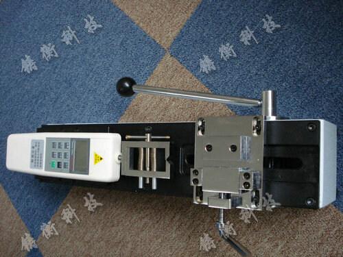 线束端子拉拔力测试仪图片