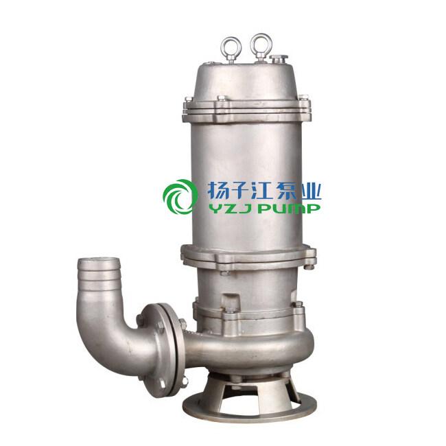 QW潜水排污泵 潜水式排污泵 不锈钢潜水式排污泵