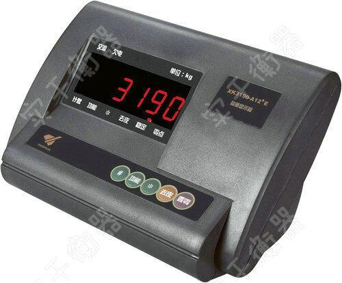 电子地秤仪表