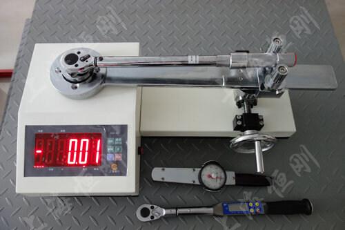 力矩扳手校检测试仪(测试预置式扭力扳手)图片