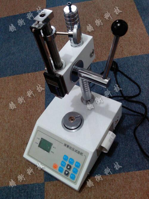 弹簧拉压力试验机图片