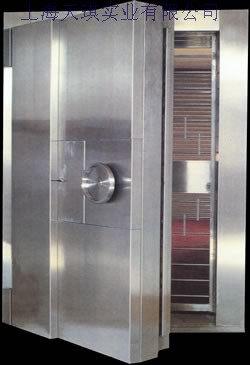 碳钢金库门