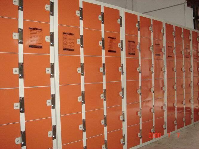 12门密码手机寄存柜