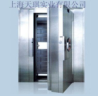 南京C级博物馆金库门
