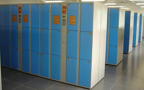 苏州电子存包柜生产厂家