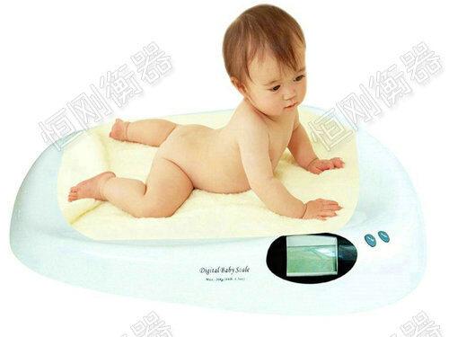 带打印宝宝健康秤