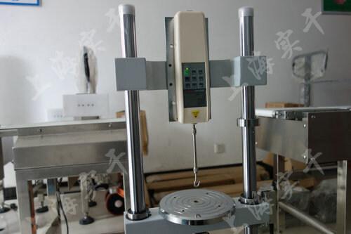 电动双柱测试机台图片