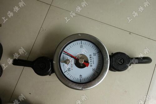 16吨机械式拉力表/160kn机械式重力测量表