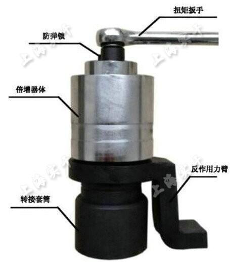 扭力放大器- 扭力放大器
