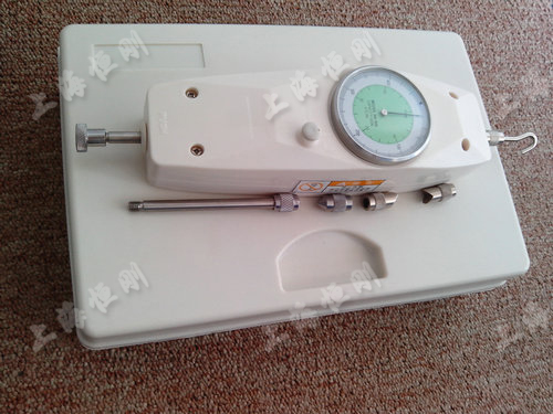 小型指针推拉力计图片