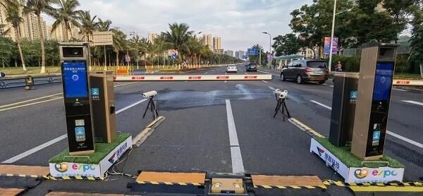 捷順科技亮相首屆中國消博會 保障大會安全順利舉行