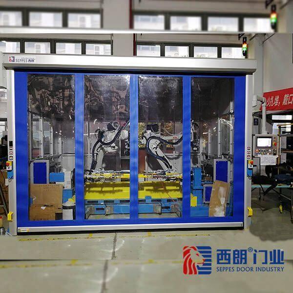 杭州设备间透明自动门