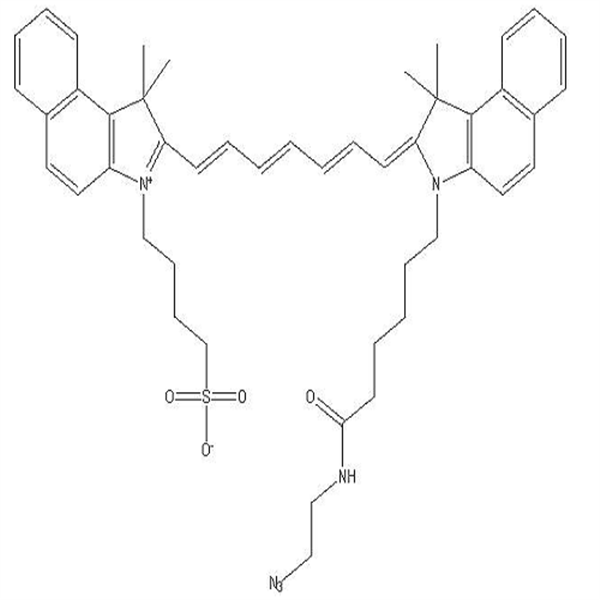 ICG azide|ICG-N3叠氮修饰吲哚菁绿